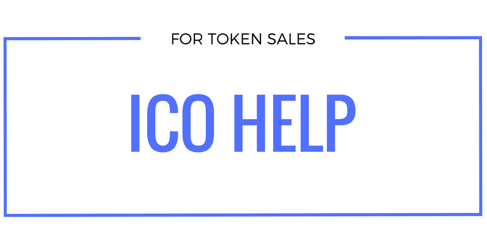 ICO Sales Expert as a Service
