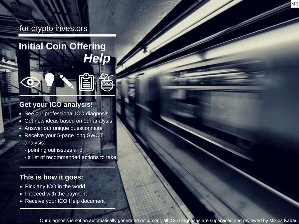 Initial Coin Offering Help