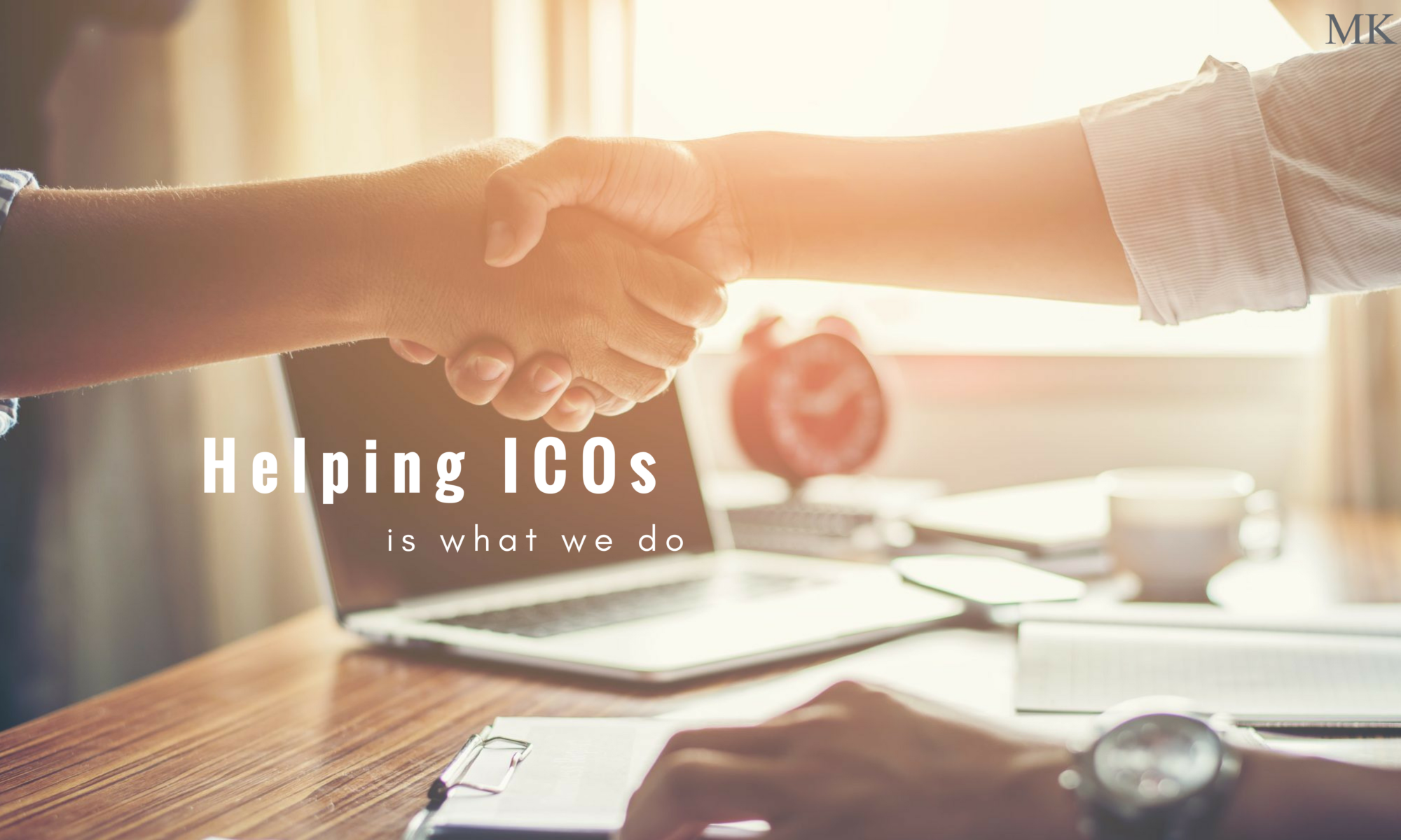 ICO Workshops