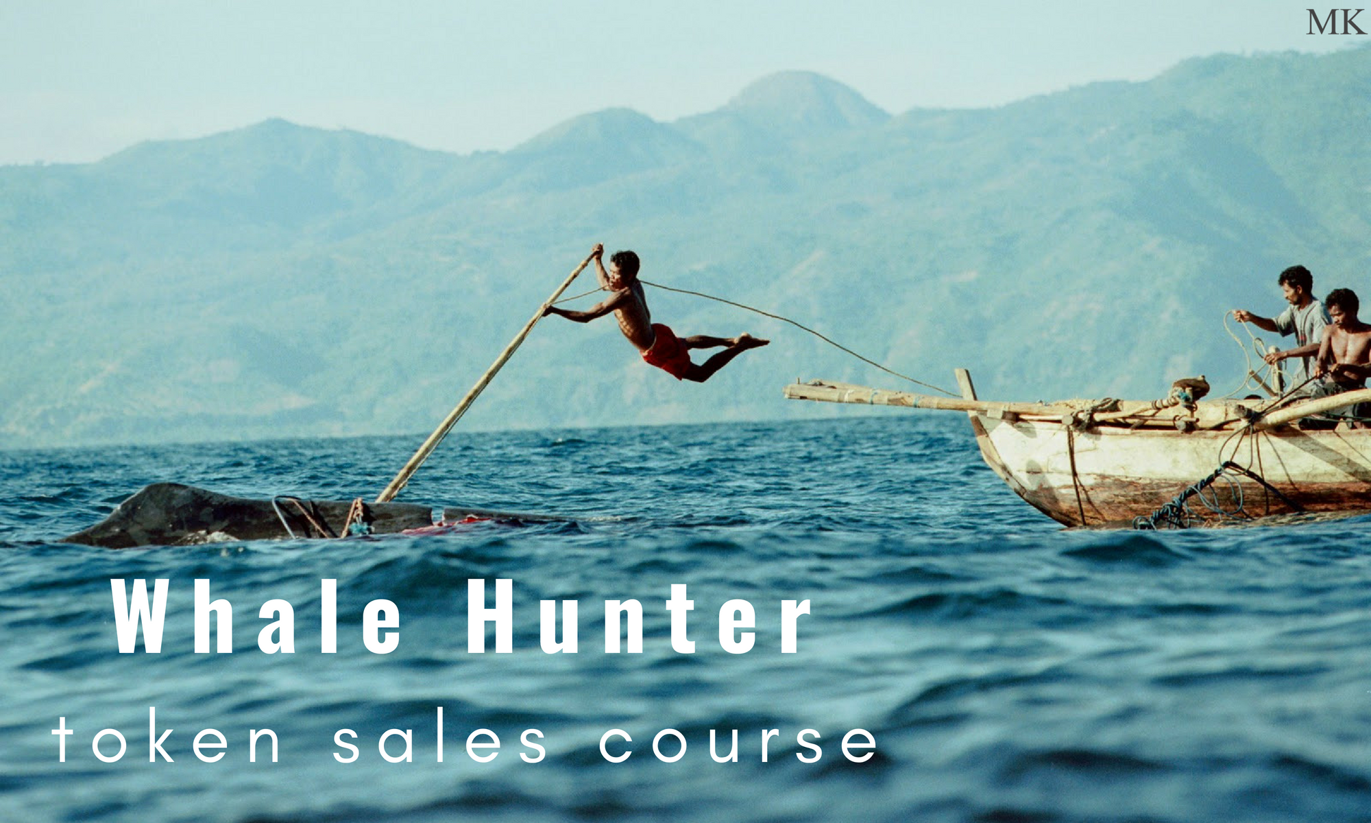 Whale Hunter Token Sales Course