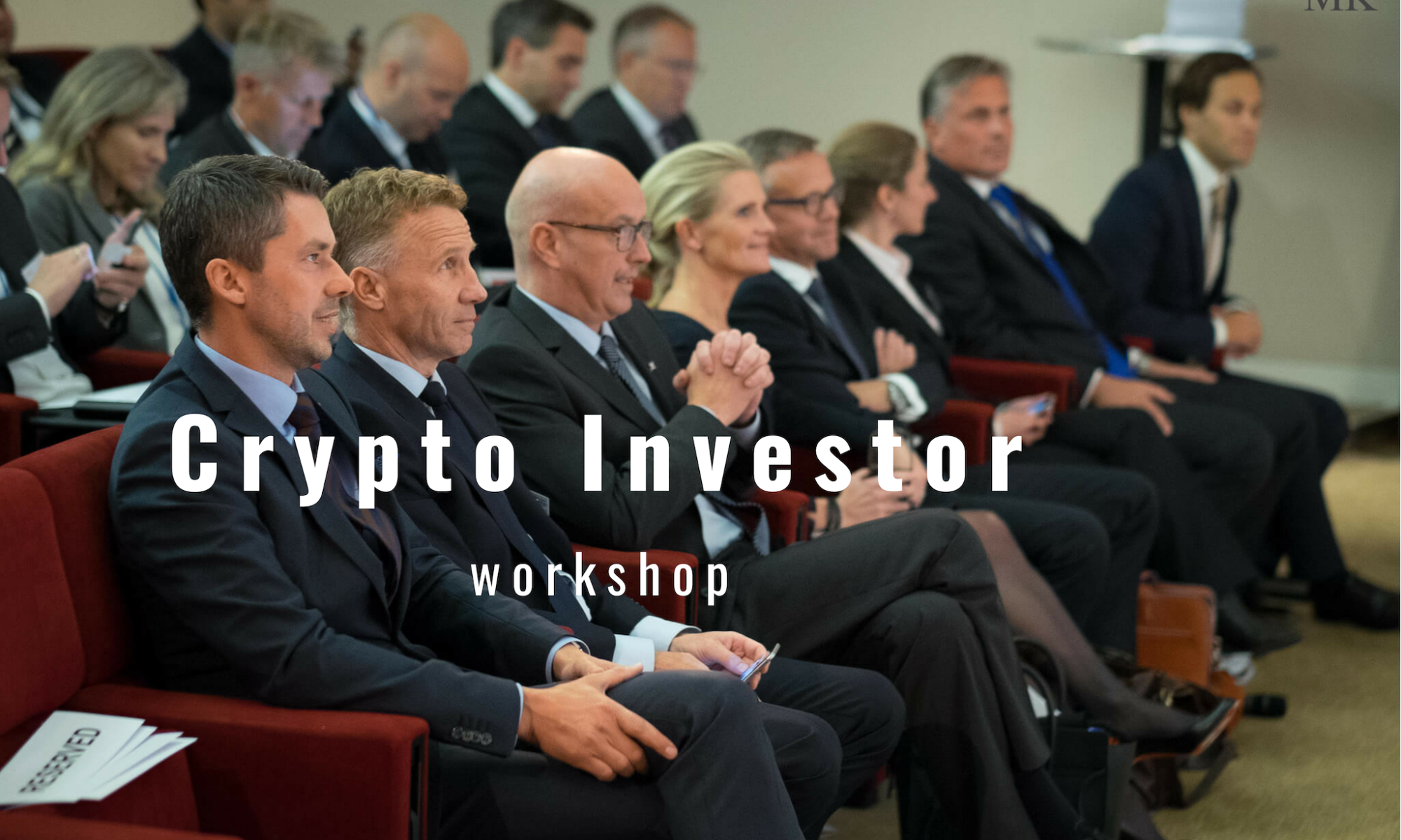 Crypto Investor Workshop