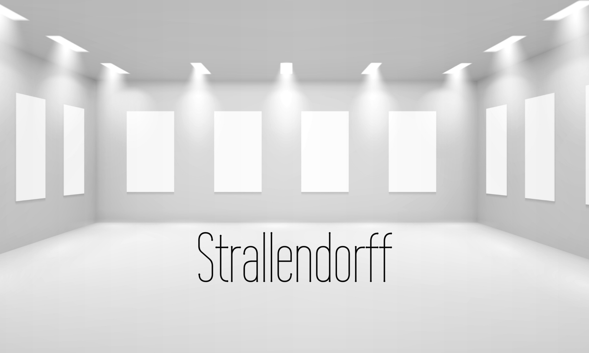 Strallendorff Collection
